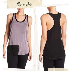 🌸NEW🌸 Blanc Noir Ballet Tank Top